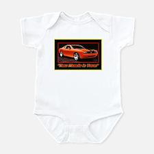 """New Muscle"" Infant Bodysuit"