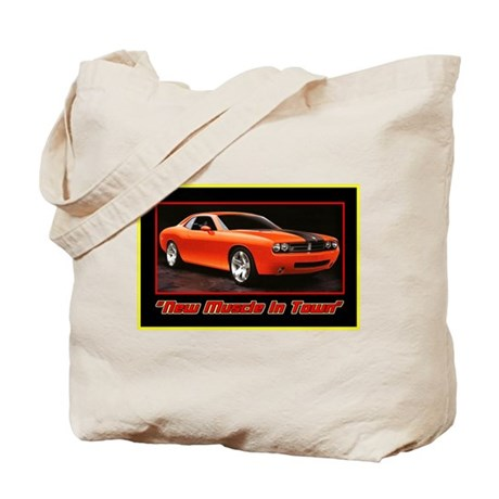 """""""New Muscle"""" Tote Bag"""