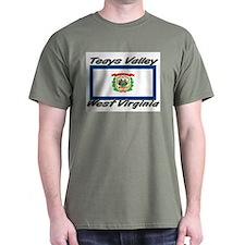 Teays Valley West Virginia T-Shirt