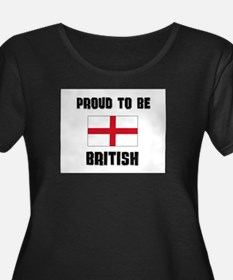 Proud To Be BRITISH T