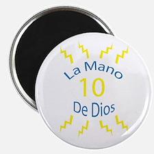La Mano De Dios Magnet
