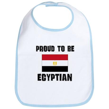 Proud To Be EGYPTIAN Bib