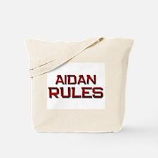 aidan rules Tote Bag