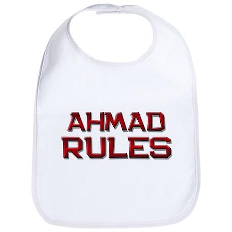 ahmad rules Bib