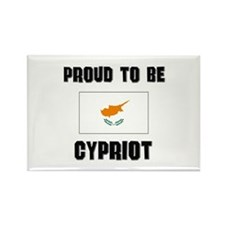 Proud To Be CYPRIOT Rectangle Magnet