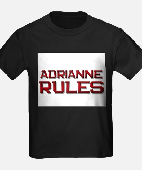adrianne rules T