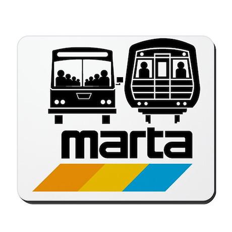 MARTA Mousepad