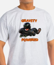 Gravity Powered T-Shirt