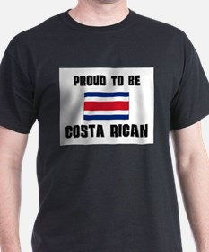 Proud To Be COSTA RICAN T-Shirt