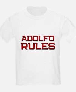 adolfo rules T-Shirt