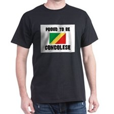Proud To Be CONGOLESE T-Shirt