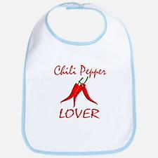Chili Pepper Bib