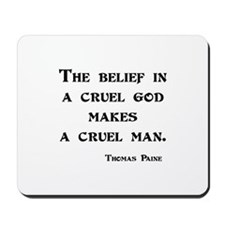 Thomas Paine Mousepad