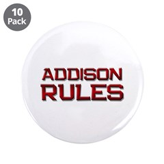 """addison rules 3.5"""" Button (10 pack)"""