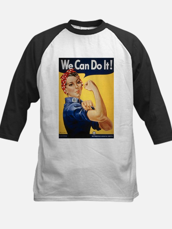 Rosie Riveter We Can Do It Tee