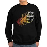 Bridge player sweatshirts Sweatshirt (dark)