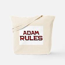 adam rules Tote Bag