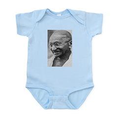 Power of Truth: Gandhi Infant Creeper