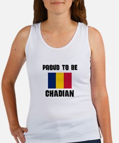 Proud To Be CHADIAN Women's Tank Top