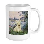 Seine / Scottie (w) Large Mug