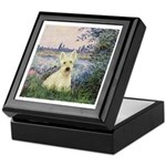 Seine / Scottie (w) Keepsake Box
