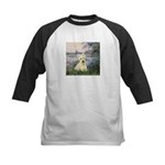 Seine / Scottie (w) Kids Baseball Jersey