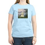 Seine / Scottie (w) Women's Light T-Shirt
