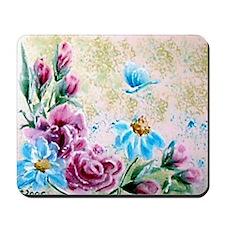 Floral Fantasy Mousepad