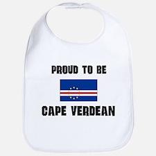 Proud To Be CAPE VERDEAN Bib