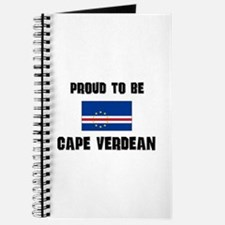 Proud To Be CAPE VERDEAN Journal