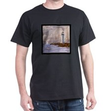 Santa Cruz Lighthouse T-Shirt