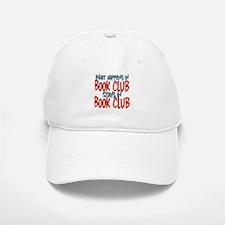 What Happens In Book Club Baseball Baseball Cap