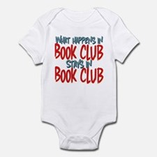 What Happens In Book Club Infant Bodysuit