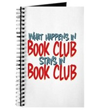 What Happens In Book Club Journal