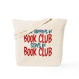 Book club Bags & Totes