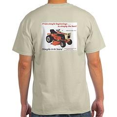 7117 Ash Grey T-Shirt