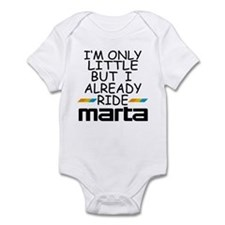 MARTA Infant Bodysuit