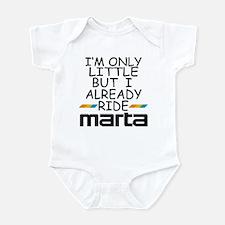 MARTA Infant Bodysuit