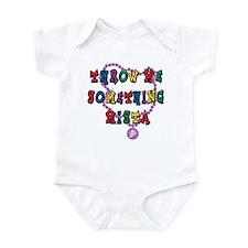 Mardi Gras Infant Creeper