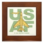 F-100 Framed Tile