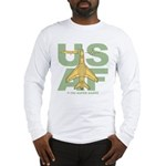 F-100 Long Sleeve T-Shirt