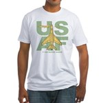 F-100 Fitted T-Shirt