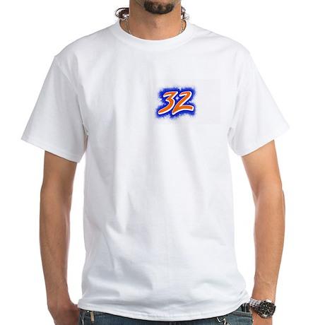 Dave Fox Racing White T-Shirt
