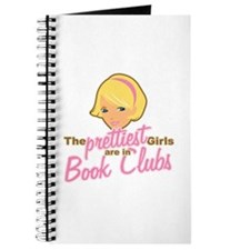 Prettiest Girls are in Book Clubs Journal