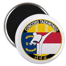 Foot Fist Taekwondo Magnet