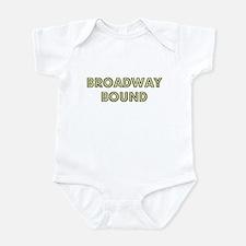 Broadway Bound Infant Creeper