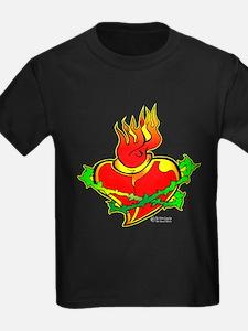Sacred Heart Tattoo T