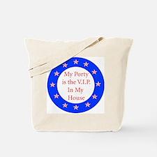 PWD VIP Tote Bag