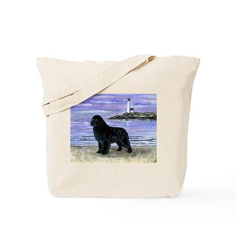 Newfoundland Dawn Patrol Tote Bag