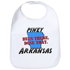 piney arkansas - been there, done that Bib